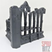 Ruined Building Scenery from Warhammer 40,000 3rd edition (D)